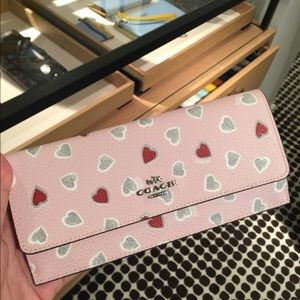 Coach wallet limited style
